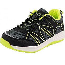ALPINE PRO HANNO ružová 35 - Detská športová obuv