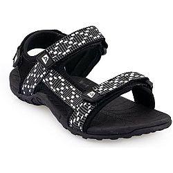 ALPINE PRO LAUN čierna 40 - Dámske sandále