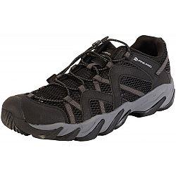 ALPINE PRO LEIF čierna 44 - Pánska športová obuv