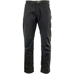 ALPINE PRO LORAL 2 čierna 52 - Pánske nohavice