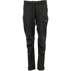 ALPINE PRO NAVA 2 čierna 34 - Dámske nohavice