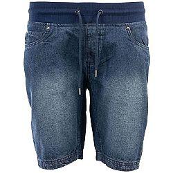 ALPINE PRO NROMA modrá L - Dámske šortky