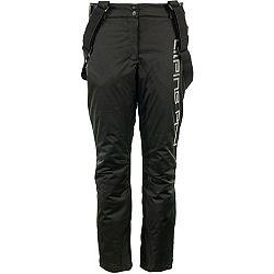 ALPINE PRO PADIA čierna L - Dámske lyžiarske nohavice