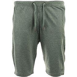 ALPINE PRO PANFIL 2 zelená S - Pánske šortky