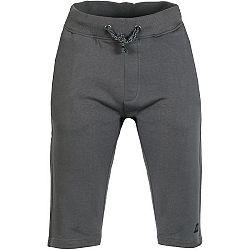 ALPINE PRO PANFIL čierna XXL - Pánske šortky