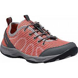 ALPINE PRO WINTHER oranžová 37 - Dámska letná obuv