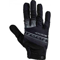 Arcore 4RIDE biela S - Cyklistické rukavice
