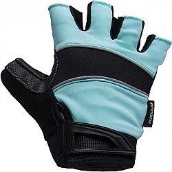 Arcore AROO modrá XL - Letné cyklistické rukavice