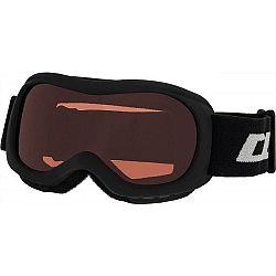 Arcore BAE čierna NS - Detské lyžiarske okuliare