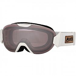 Arcore BROOKE biela NS - Dámske lyžiarske okuliare