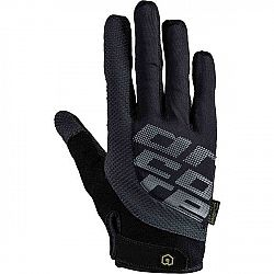 Arcore FORMER čierna S - Dlhoprsté cyklistické rukavice