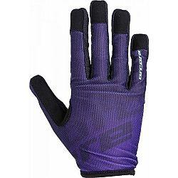 Arcore GECKO čierna XL - Cyklistické rukavice