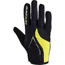 Arcore HIVE oranžová XL - Dlhoprsté cyklistické rukavice