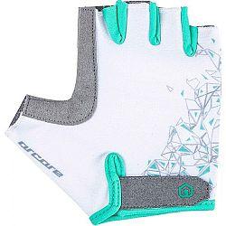Arcore NINA biela XL - Dámske cyklistické rukavice