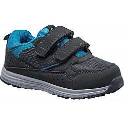 Arcore NOWA II šedá 25 - Detská voľnočasová obuv