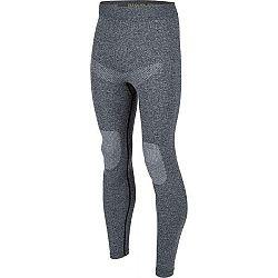 Arcore ROLL tmavo šedá M - Pánske funkčné nohavice
