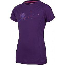 Arcore ROSETA 116 - 134 fialová 128-134 - Dievčenské funkčné tričko