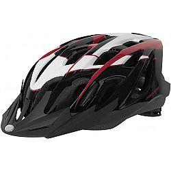 Arcore STEAM červená (55 - 62) - Cyklistická helma