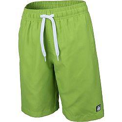 Aress AARON svetlo zelená 128-134 - Chlapčenské šortky