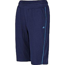Aress FERB tmavo modrá 116-122 - Chlapčenské športové 3/4 nohavice