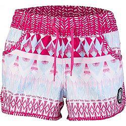 Aress OPAL ružová 128-134 - Dievčenské plavecké šortky