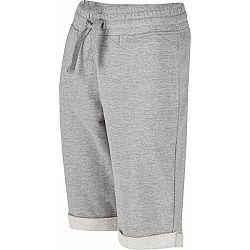 Aress PHINEAS šedá 140-146 - Chlapčenské športové šortky