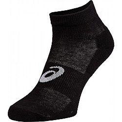 Asics 3PPK QUATER SOCK čierna 35 - 38 - Bežecké ponožky