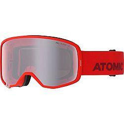 Atomic REVENT červená NS - Unisex lyžiarske okuliare