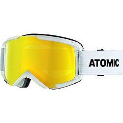 Atomic SAVOR M STEREO OTG biela NS - Lyžiarske okuliare pre mužov aj ženy