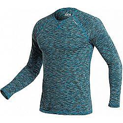 Axis COOLMAX TRIČKO tmavo zelená M - Pánske termo tričko