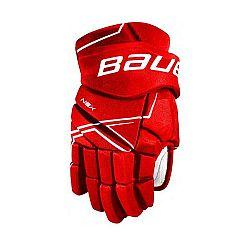 Bauer NSX GLOVES JR modrá 11 - Juniorské hokejové rukavice