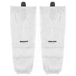 Bauer ŠTULPNE PREMIUM PRACTISE H. YTH čierna L/XL - Juniorské hokejové ponožky