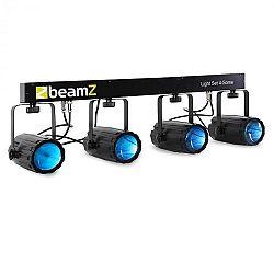 Beamz 4-Some, osvetľovací set, 5 častí, LED