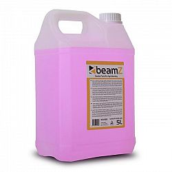 Beamz 5l, ružová, kvapalina do dymostroja
