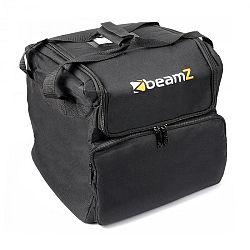 Beamz AC-125 Soft Case stohovateľná transportná taška 33x35,5x33cm (ŠxVxH) čierna