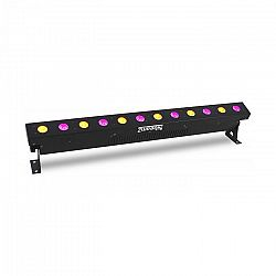 "Beamz LCB216, 12 x 18 W, LED efektový svetelný panel ""wall washer"", 6-v-1 HEX LED RGBAWUM diódy, DMX"