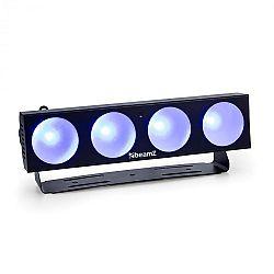 Beamz LUCID 1.4 LED svetelný efekt 4x 9W COB LEDky RGB