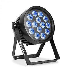 Beamz Professional BWA 520 Aluminium, IP65, LED Par, 14 x 18 W 6 v 1 LED, čierny