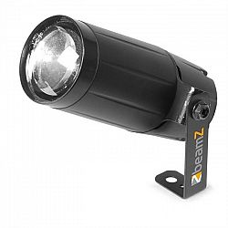 Beamz PS6WB, LED pin spot reflektor