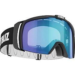 Bliz NOVA modrá  - Lyžiarske okuliare