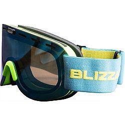 Blizzard 922 MDAVZO čierna NS - Lyžiarske okuliare