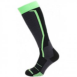 Blizzard ALLROUND SKI SOCKS šedá 35-38 - Lyžiarske ponožky