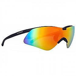 Blizzard RUBBER BLACK čierna  - Slnečné okuliare