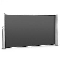 Blumfeldt Bari 318, bočná markíza, bočná roleta, 300 x 180 cm, hliník, antracitová