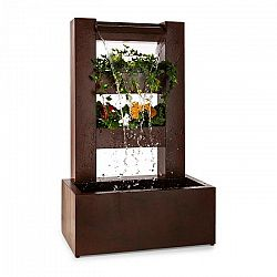 Blumfeldt Lemuria, záhradná fontána, kvetináč, vodná hra, pumpa, 30 W, 10 m kábel