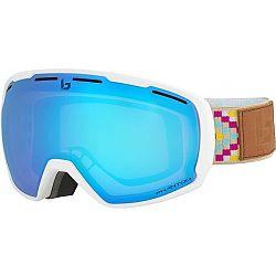 Bolle LAIKA PHOTOCHROMIC biela NS - Dámska lyžiarske okuliare