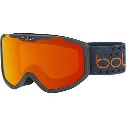 Bolle ROCKET PLUS oranžová NS - Detské lyžiarske okuliare