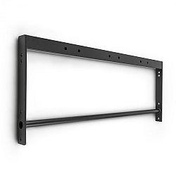 Capital Sports Double Bar 108, 108 cm, čierna, dvojitá tyč na zdvihy, kov