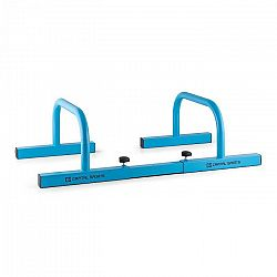 Capital Sports Paralo, modrá, paralety, 2 kusy, oceľ