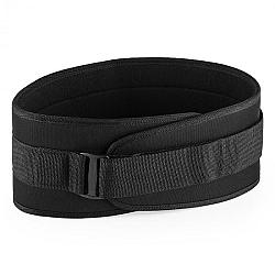 Capital Sports Rugg, veľkosť M, čierny, vzpieračský opasok, suchý zips, ultra ľahký